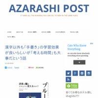 Azarashi Post